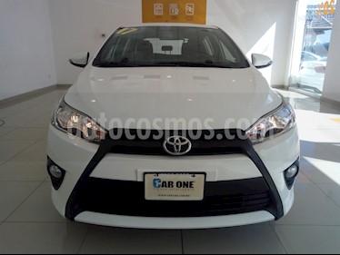 Toyota Yaris 5P 1.5L S usado (2017) color Blanco precio $207,000