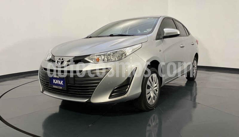 Toyota Yaris Core usado (2018) color Gris precio $202,999