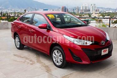 Toyota Yaris Core Aut usado (2019) color Rojo precio $219,900