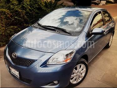 Toyota Yaris 5P 1.5L Premium Aut usado (2015) color Azul precio $140,000