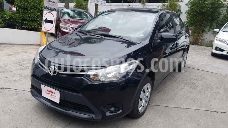 Toyota Yaris Core usado (2017) color Negro precio $178,000