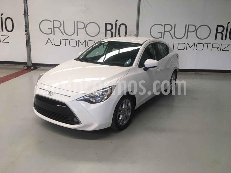 Toyota Yaris 5P 1.5L S Aut usado (2016) color Blanco precio $189,000