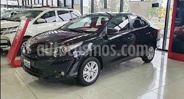 Toyota Yaris S Aut usado (2020) color Negro precio $287,000