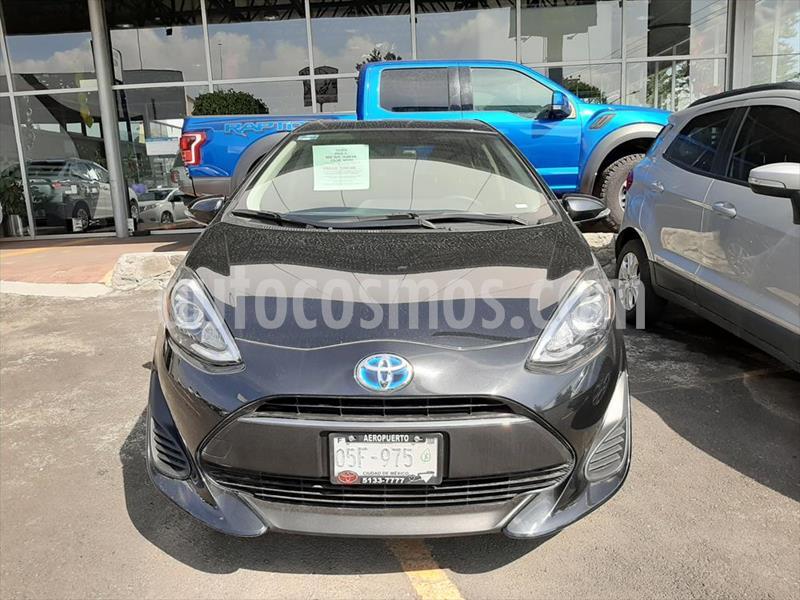 Toyota Yaris H/B CORE MT usado (2019) color Negro precio $290,000