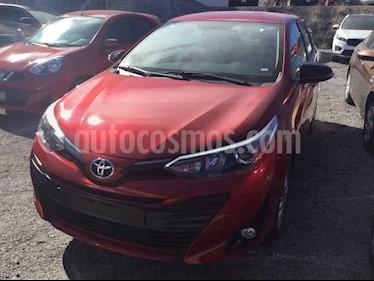 Toyota Yaris 5P 1.5L S Aut usado (2019) color Rojo precio $268,000