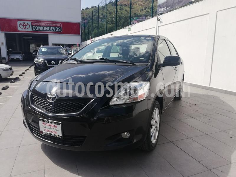 Toyota Yaris 5P 1.5L Premium usado (2015) color Negro precio $127,000