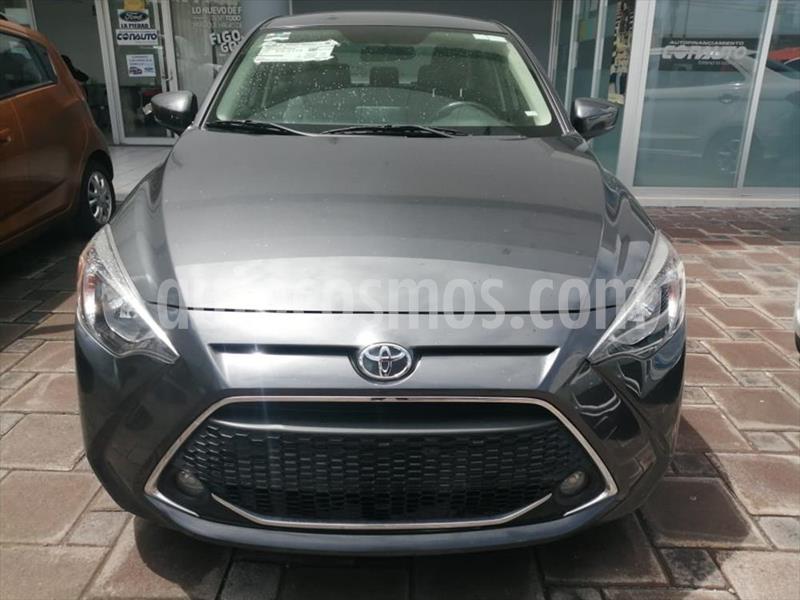 Toyota Yaris 5P 1.5L S Aut usado (2019) color Gris Oscuro precio $274,000