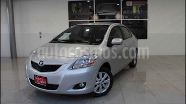Toyota Yaris 5P 1.5L Premium usado (2016) color Plata precio $165,000