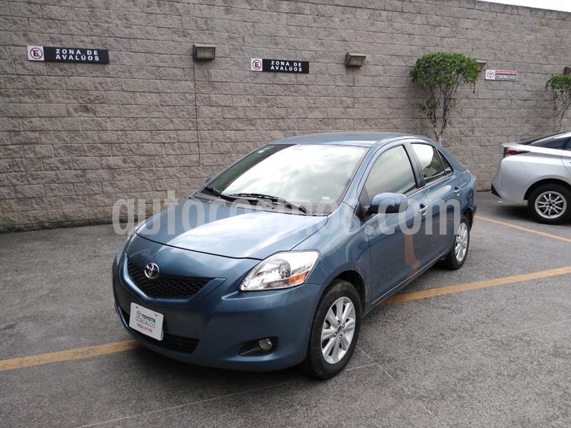 Toyota Yaris 5P 1.5L Premium usado (2016) color Azul precio $165,000