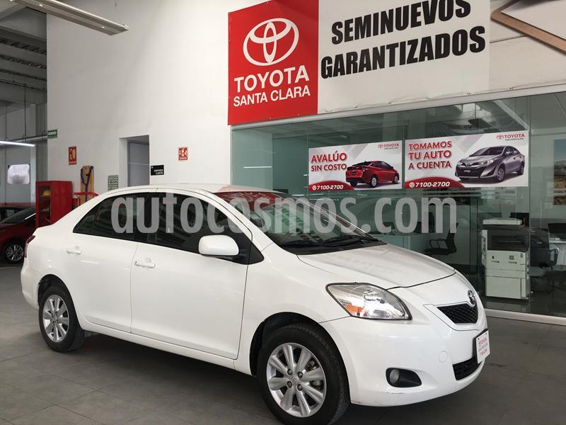 Toyota Yaris 5P 1.5L Premium usado (2016) color Blanco precio $148,000