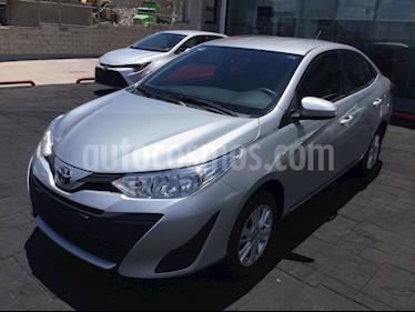 Toyota Yaris 5P 1.5L Core usado (2019) color Plata precio $228,000