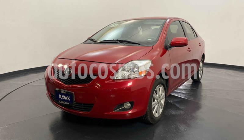Toyota Yaris Premium Aut usado (2014) color Rojo precio $147,999