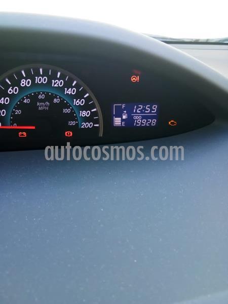 Toyota Yaris 5P 1.5L Premium Aut usado (2016) color Azul precio $166,000