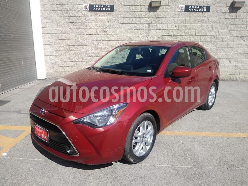 Toyota Yaris 5P 1.5L S usado (2018) color Rojo precio $233,000