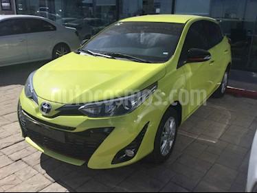 Toyota Yaris 5P 1.5L S Aut usado (2019) color Amarillo precio $272,000
