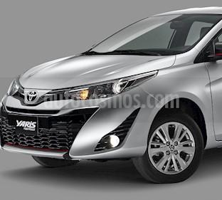 Toyota Yaris 5P 1.5L S nuevo color Blanco precio $261,800