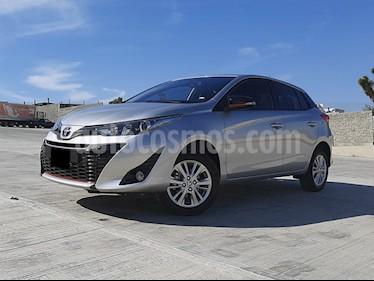 Toyota Yaris 5P 1.5L S usado (2019) color Plata precio $242,000