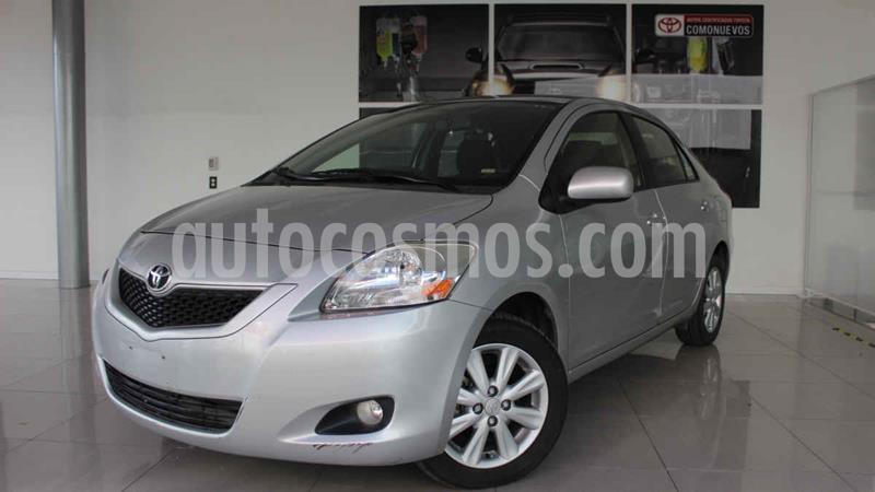 Toyota Yaris Premium Aut usado (2014) color Plata precio $150,000