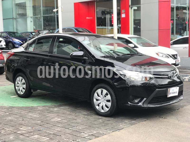 Toyota Yaris 5P 1.5L Core Aut usado (2017) color Negro precio $165,000