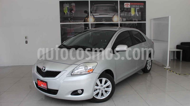 Toyota Yaris Premium Aut usado (2016) color Plata precio $160,000