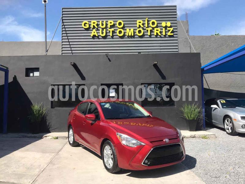 Toyota Yaris XLE Aut usado (2017) color Rojo precio $219,800