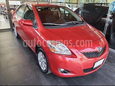 Toyota Yaris 5P 1.5L Premium usado (2012) color Rojo precio $110,000