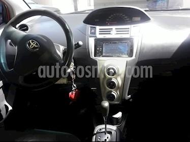 Foto venta carro usado Toyota Yaris Sol Auto. (2007) color Rojo precio BoF4.600