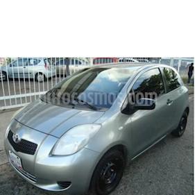 Foto venta carro Usado Toyota Yaris Sol Sinc. (2006) color Plata precio u$s2.850