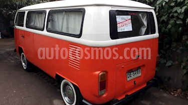Volkswagen 211 Kombi usado (1990) color Naranja precio $5.900.000