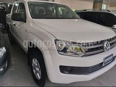 Foto venta Auto usado Volkswagen Amarok - (2013) color Blanco precio $630.000