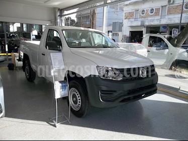 Volkswagen Amarok - usado (2019) color Blanco precio $1.108.800
