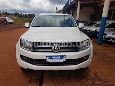Foto venta Auto Usado Volkswagen Amarok - (2016) color Blanco precio $840.000