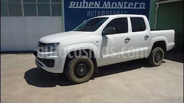 Volkswagen Amarok - usado (2011) color Blanco precio $1.100.000