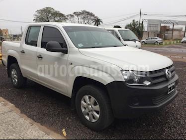 Foto venta Auto usado Volkswagen Amarok - (2013) color Blanco precio $700.000