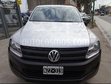 Volkswagen Amarok - usado (2014) color Gris precio $779.000