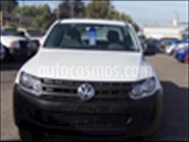 Foto venta Auto usado Volkswagen Amarok 4P ENTRY L4/2.0/TDI MAN 4X2 (2015) color Blanco precio $275,000