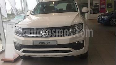 Volkswagen Amarok DC 4x2 Comfortline Aut nuevo color Gris Oscuro precio $2.013.000
