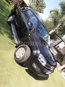 Volkswagen Amarok DC 4x2 Trendline (180Cv) usado (2014) color Negro Profundo precio $1.200.000
