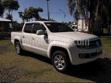 Volkswagen Amarok - usado (2010) color Blanco precio $825.000