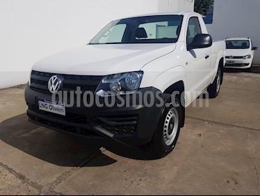 Volkswagen Amarok SC 4x2 Trendline Hard Work usado (2019) color Blanco Candy precio $1.250.000