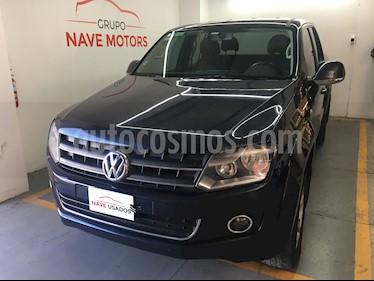 Volkswagen Amarok DC 4x4 Highline Pack (180Cv) usado (2012) color Negro precio $1.150.000