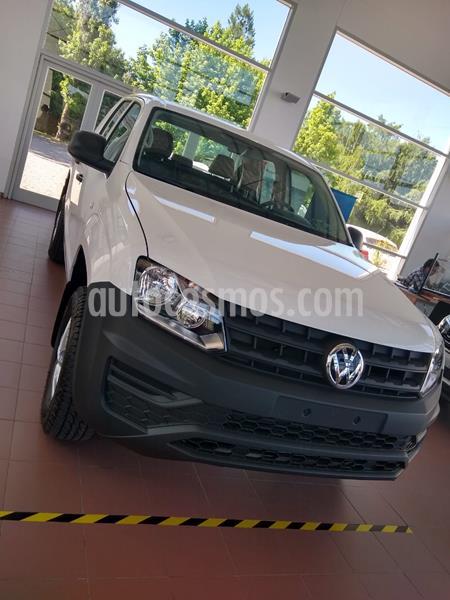 Foto Volkswagen Amarok DC 4x2 Trendline nuevo color Blanco precio $2.470.182