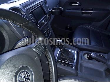 Volkswagen Amarok DC 4x4 Highline Pack (180Cv) Aut Cuero usado (2013) color Blanco Cristal precio $1.250.000