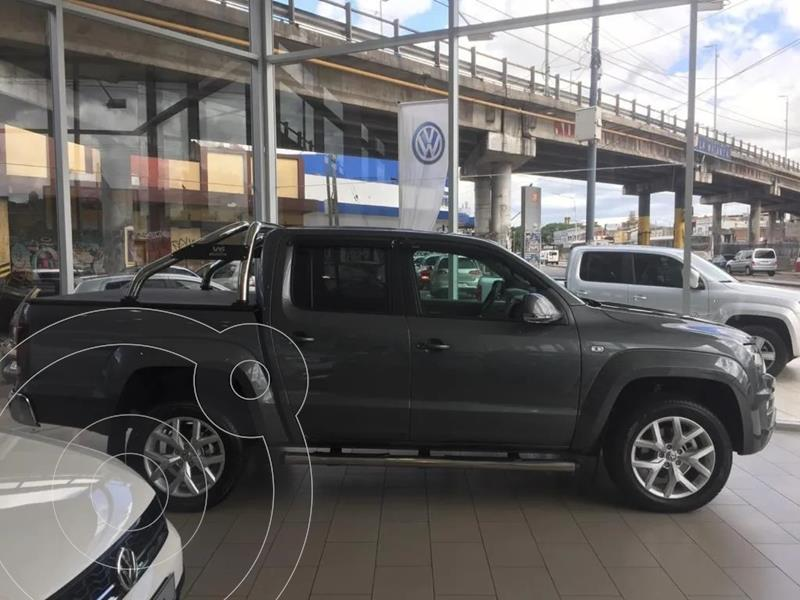 Foto Volkswagen Amarok DC 4x4 Highline V6 Aut 258Cv nuevo color Plata precio $6.300.000