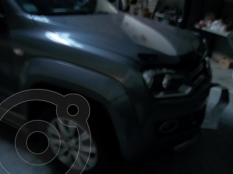 Volkswagen Amarok 2.0 TDI (180cv) 4x4 C/Doble Highline usado (2016) color Blanco precio $3.150.000