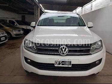 Foto Volkswagen Amarok DC 4x2 Highline (180Cv) usado (2014) color Blanco precio $970.000