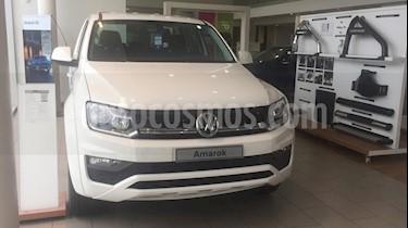 Volkswagen Amarok DC 4x4 Comfortline V6 Aut 258Cv nuevo color Blanco precio $3.300.000