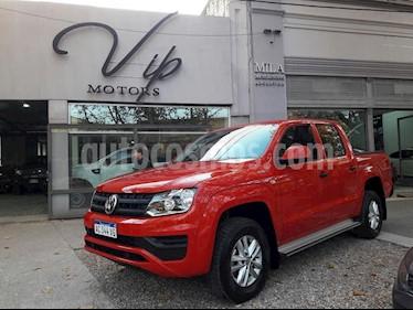 foto Volkswagen Amarok DC 4x2 Startline (140Cv)  usado (2019) color Rojo precio $1.480.000