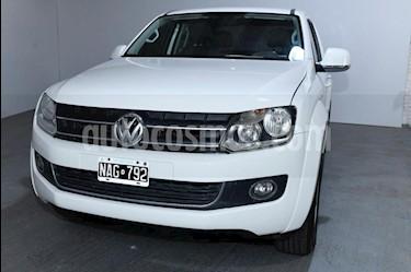 Volkswagen Amarok DC 4x4 Highline (180Cv) usado (2013) color Blanco precio $1.100.000