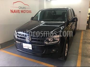 Volkswagen Amarok DC 4x2 Trendline usado (2013) color Negro precio $950.000